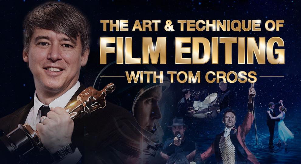 The Art & Technique of Film Editing