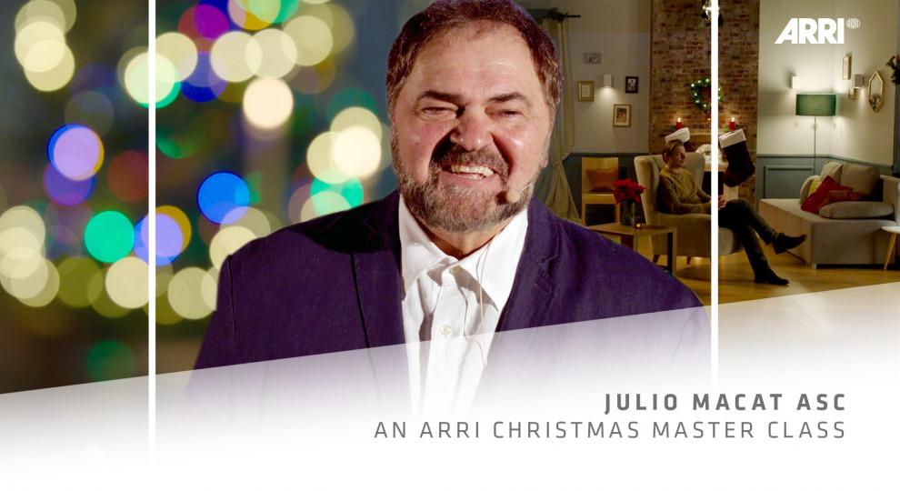 ARRI Christmas Master Class with Julio Macat ASC