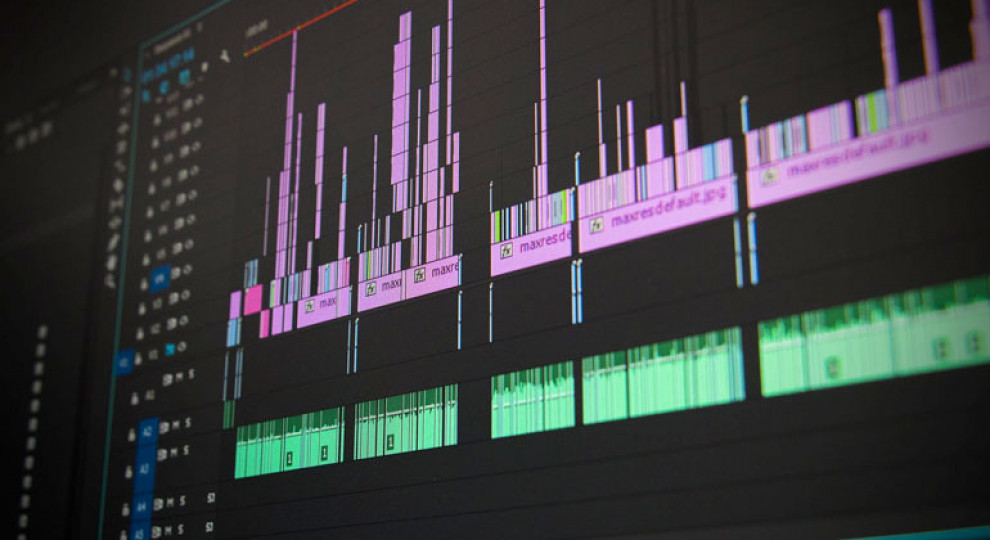 film post production editing