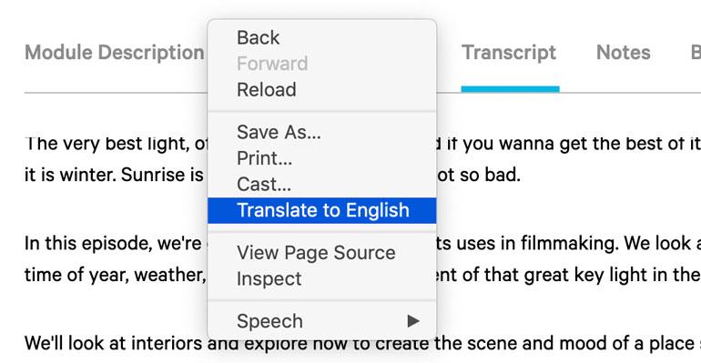 google-chrome-translate-to-english