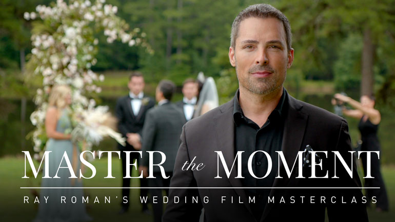 Master the Moment Wedding Filmmaking Course