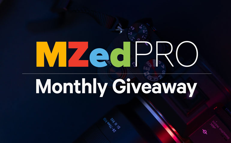 mzed-pro-monthly-giveaway