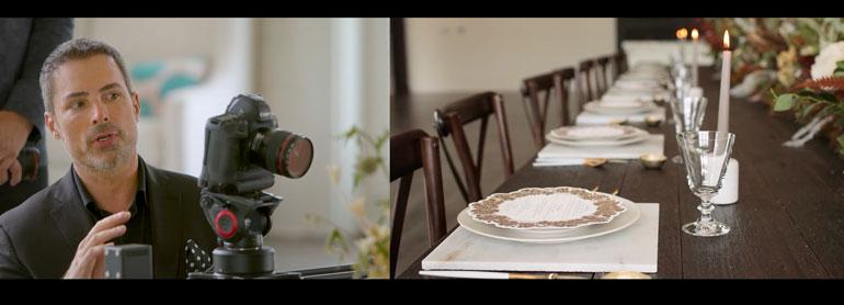 Ray Roman wedding filmmaking course